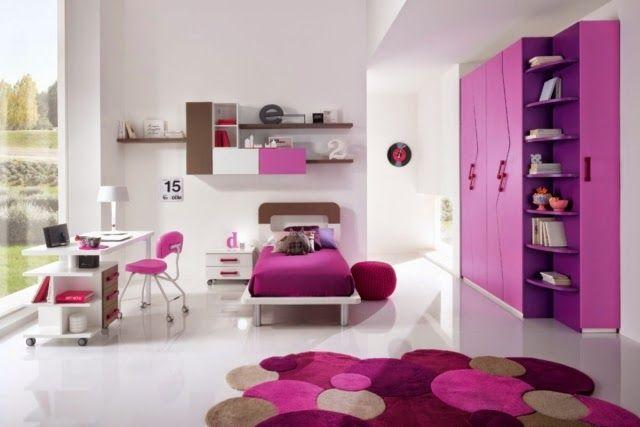 Pin de romina cruzado en ideas y deco para casa ideas for - Dormitorios infantiles modernos ...