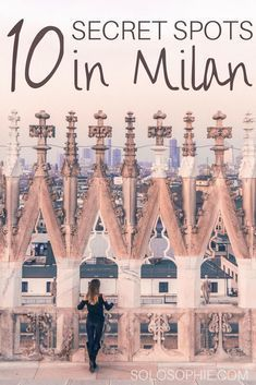 10 secret spots in Milan you should know about for any Italian adventure to Lombardy, Italy. Quirky attractions and unusual things to do in Milan.