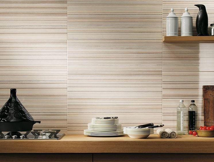 rivestimenti cucina | Confezione da 10 pezzi, colore: nero-Adesivi ...