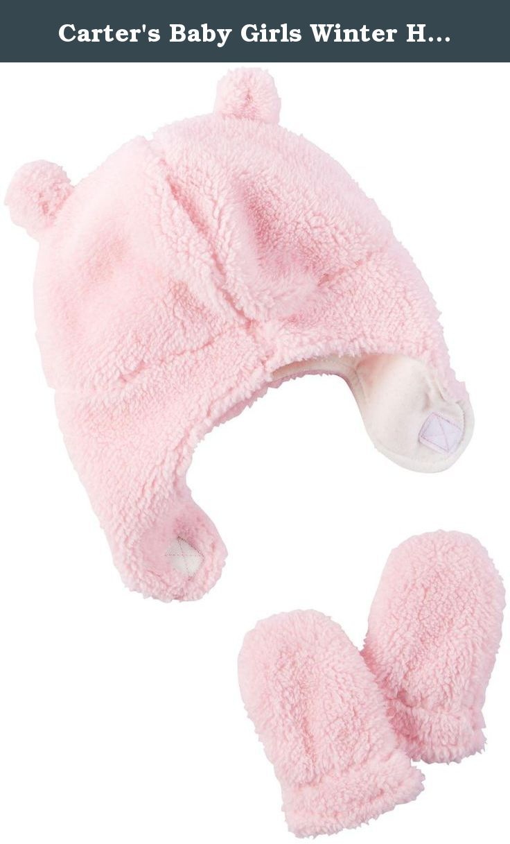 Carter s Baby Girls Winter Hat-glove Sets D08g184 17ca148055a