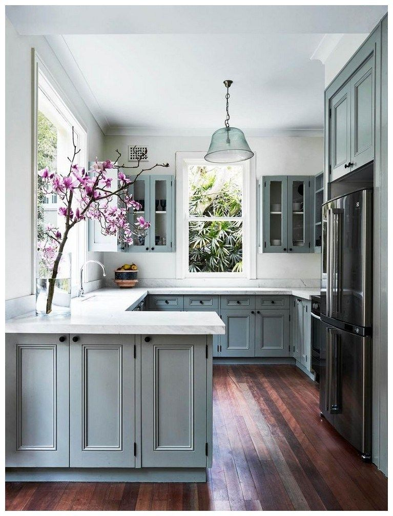 Small Kitchen Remodel Cost Fast And Easy 42 In 2020 Modern