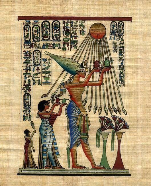 Rainbow Color pharaonique déesse égyptienne Isis Egypte antique Dieu Ailes Collier