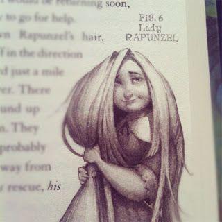PROJECT MAYHEM: Illustrations in middle-grade novels