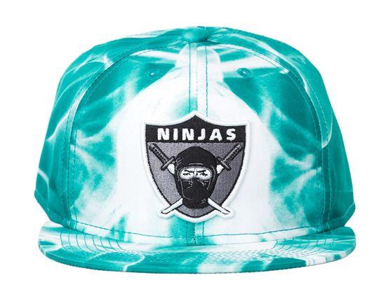 Smoke Ninjas Snapback Cap by ROCKSMITH  c545c23a18e