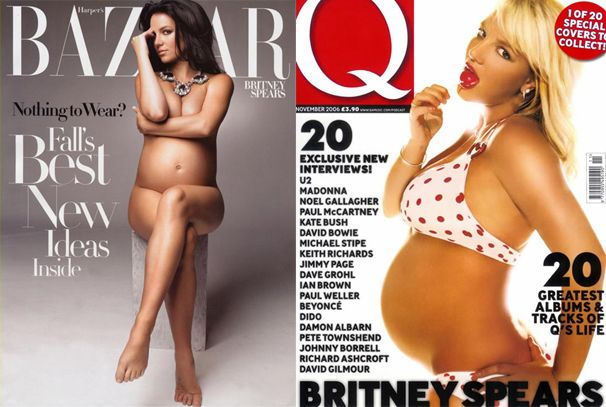 Final, sorry, Britney harper naked pregnant spear phrase