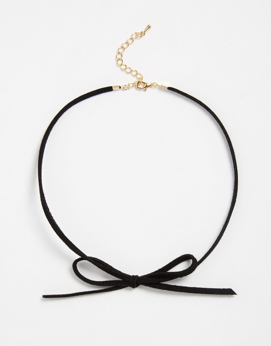 Limited Edition Bow Choker Necklace More 5dc3eb2ac