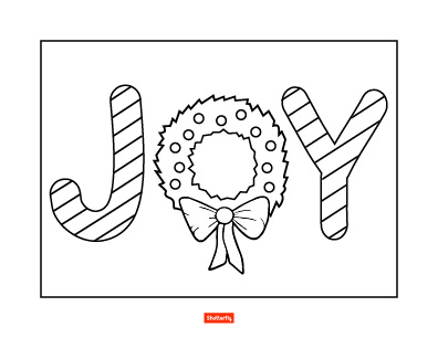 Pin On Christmas Coloring Pages For Felt Pattern Ideas