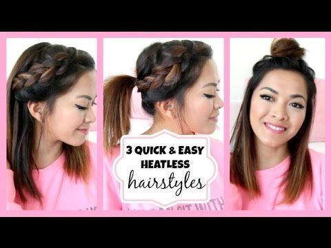 Look Gorgeous Every Day With Easy Hairstyles For Medium Length Hair Fashionarrow Com In 2020 Medium Length Hair Styles Easy Hairstyles Short Hair Styles Easy