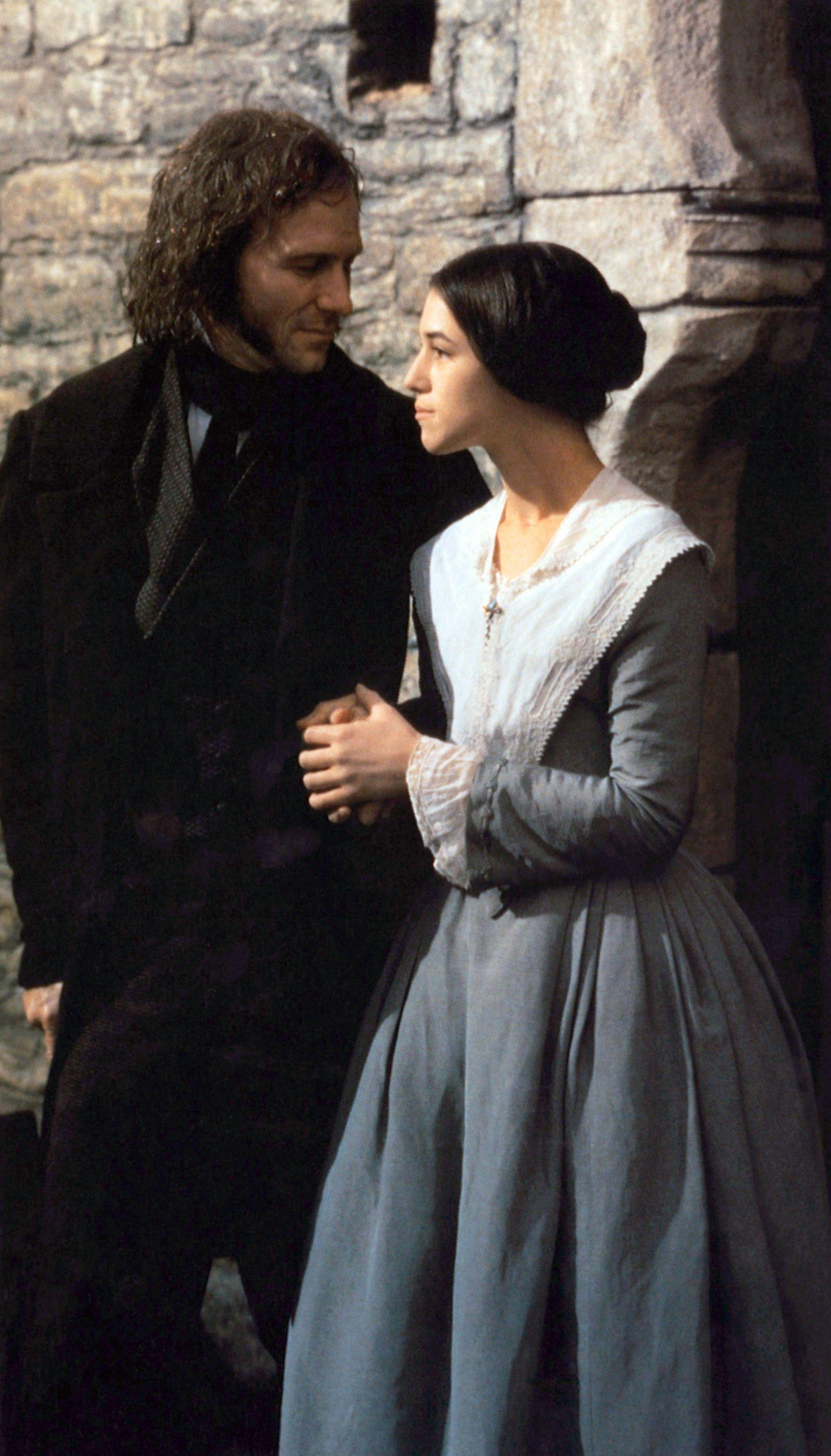 Jane eyre, Jane eyre 1996, Eyre