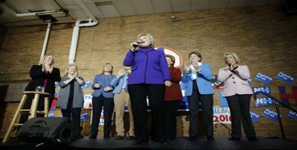 #Internacional  Aliados de #Clinton forman grupo de protección de votantes
