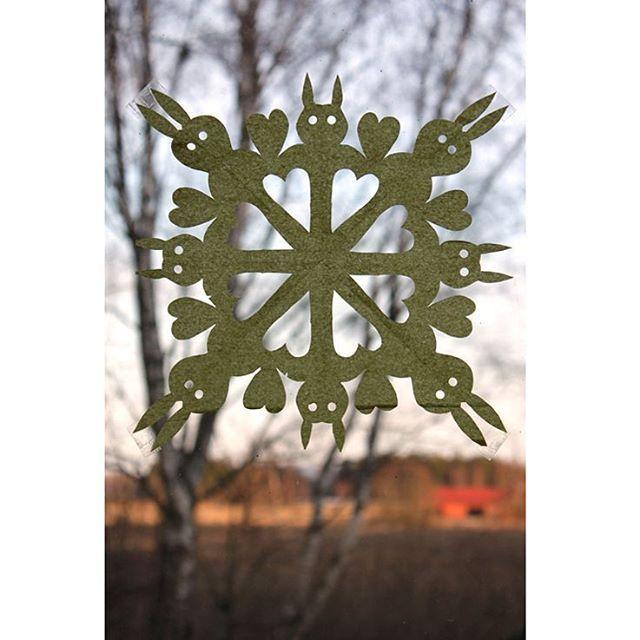 Instagram media by vindikki - Ihana aurinkoinen pääsiäisloma takana💛. #pääsiäinen #silkkipaperikoriste #kevät #maaliskuu #vindikki