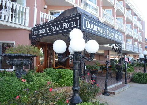 Boardwalk Plaza Hotel Rehoboth Beach Delaware