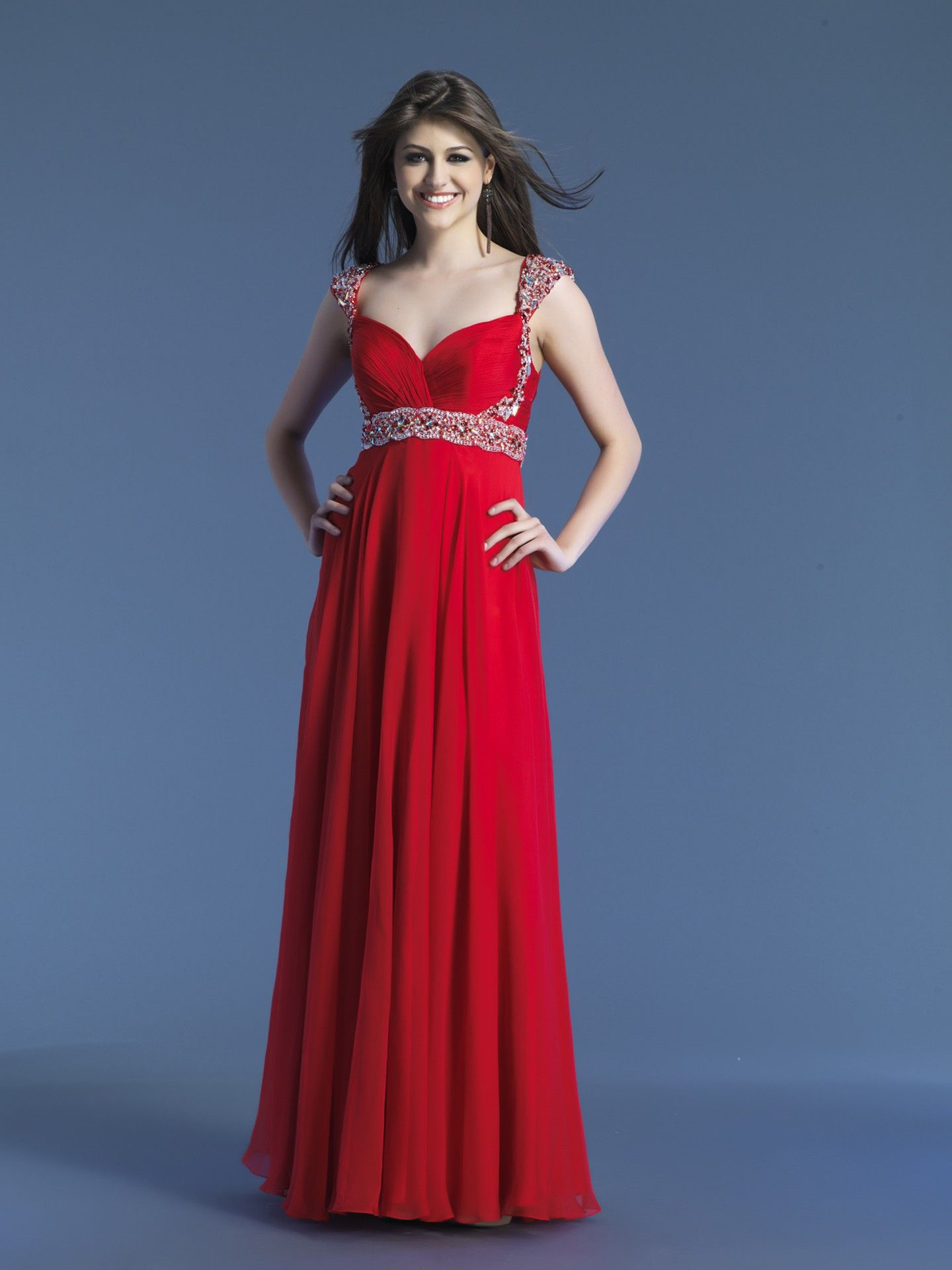 evening gowns red colour - Google Search | Clothes | Pinterest | Red ...