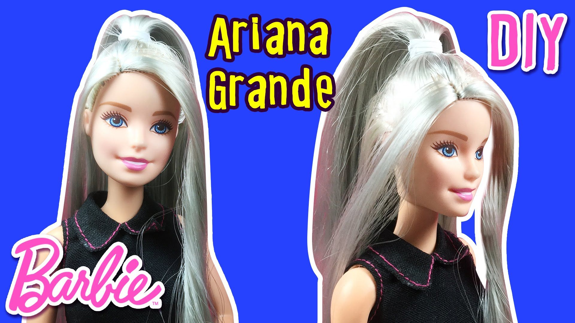 Pin On Doll Hairstyles