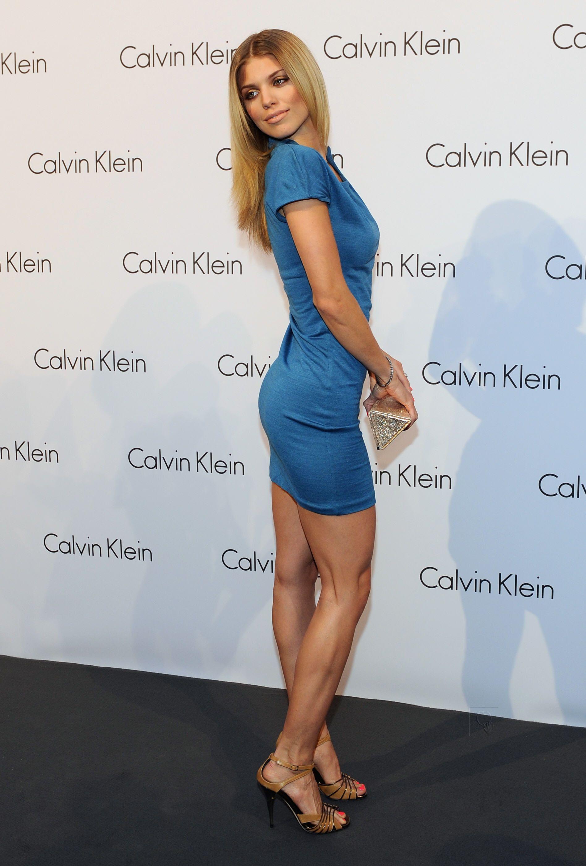 AnnaLynne McCord – World Of Calvin Klein Event in Berlin - GotCeleb