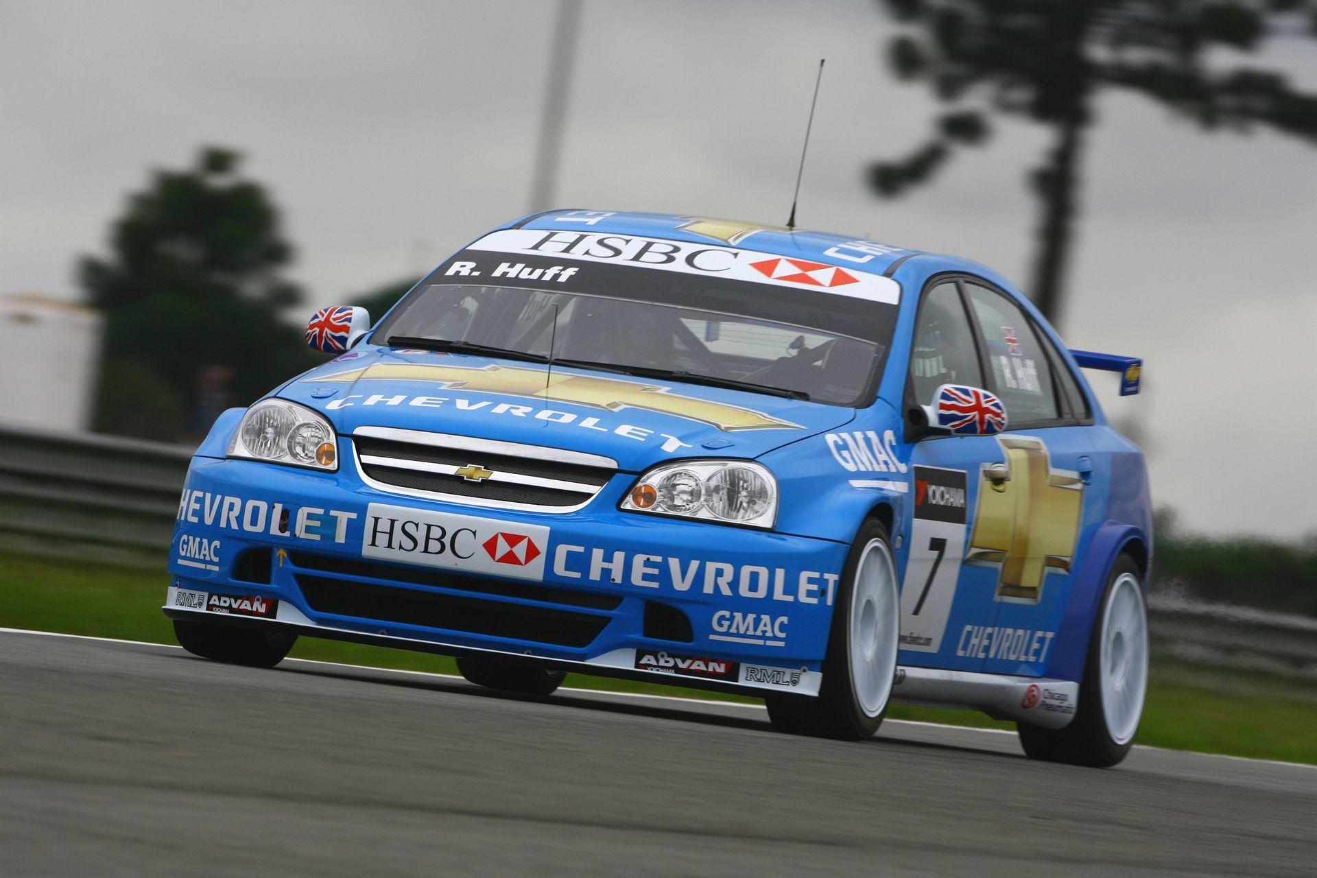 2005 Chevrolet Laceti Wtcc Vehiculos