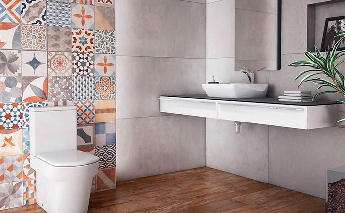 azulejos bathroom - Google Search