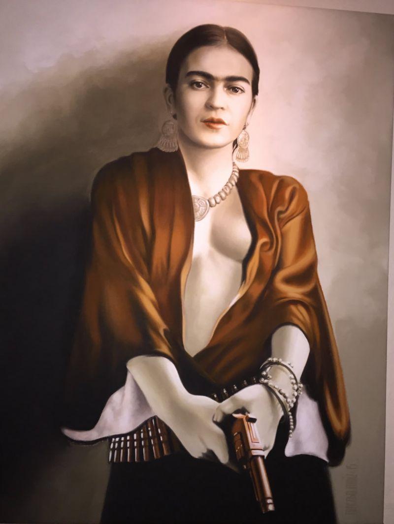 Frida Kahlo, Mexicaine | Frida kahlo, Peindre un tableau et Reproduction