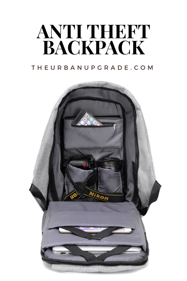 9b07c9a39fbd Anti Theft Backpack | USB Charging Backpack | The Urban Upgrade ...