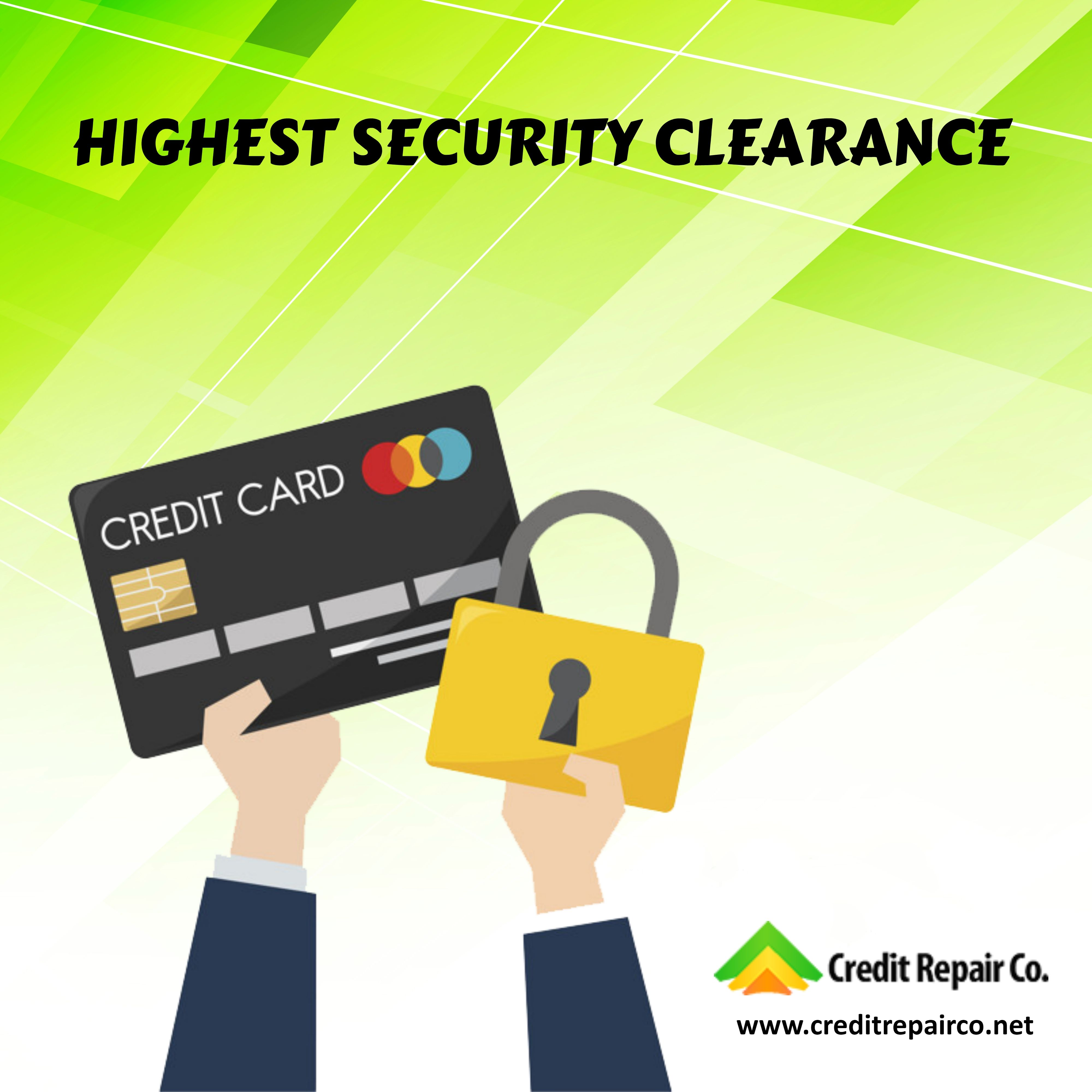 Our Processors Have The Highest Security Clearance With E Oscar And Metro 2 Creditrepairco Hardcredit Credit Repair Services Credit Repair How To Fix Credit