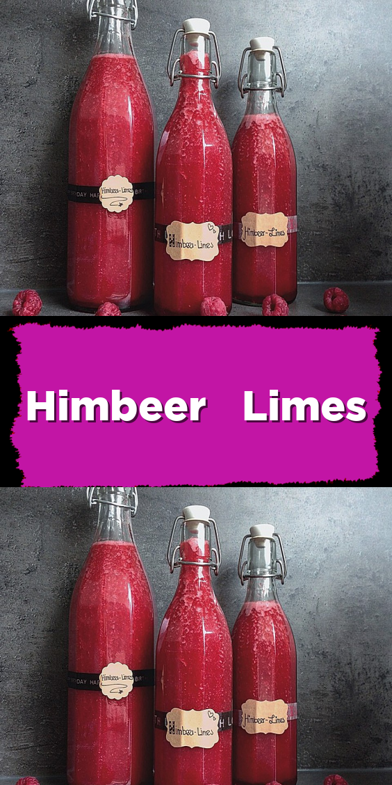 Himbeer Limes