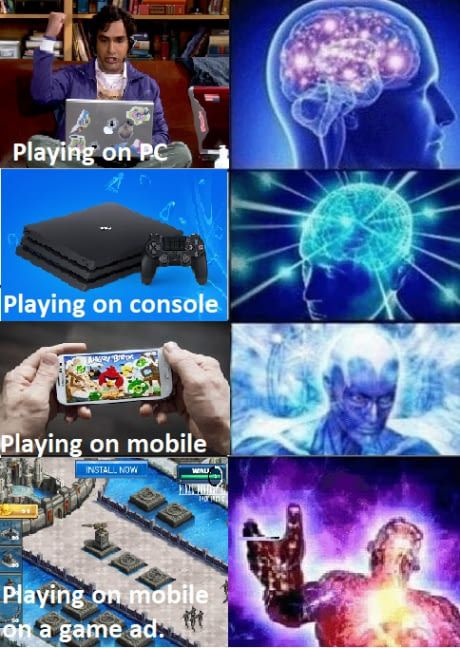 Levels Of Gaming Daily Lol Pics Funny Pictures Funny Memes Stupid Memes