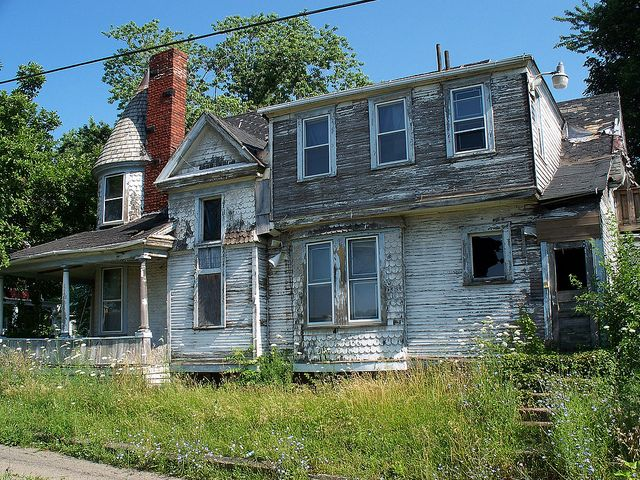 Oh Canton Abandoned House By Scottamus Via Flickr Abandoned Houses Abandoned Churches Old Abandoned Buildings