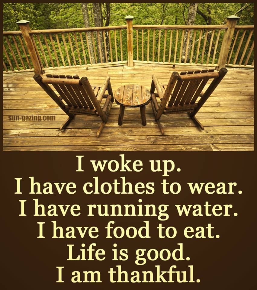 Thankful Of Life Quotes: Life Is Good And I Am Thankful