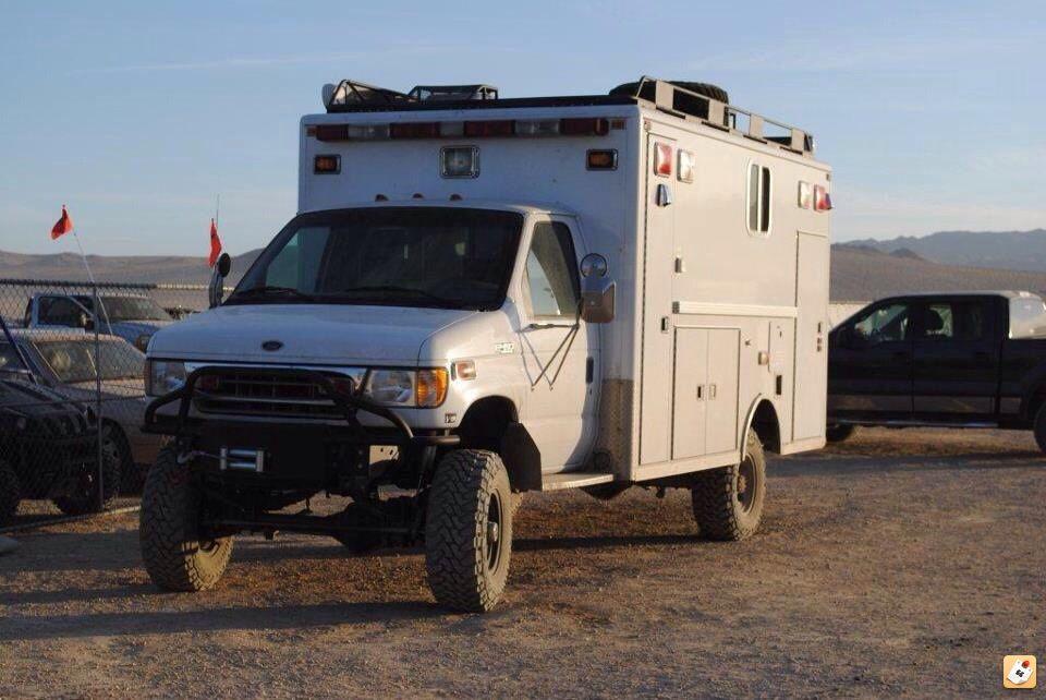 Ambulance Conversion And Other Trucks Did It Work Ambulance