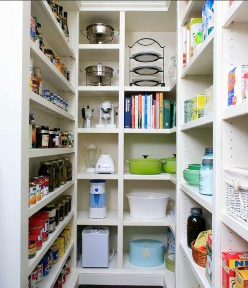 die speisekammer anordnen leichtes und schnelles organisationssystem ideen und inspiration. Black Bedroom Furniture Sets. Home Design Ideas