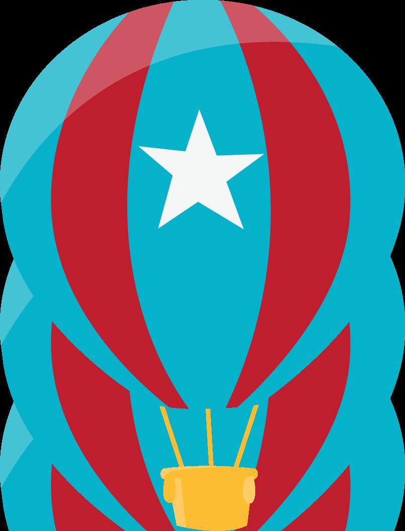 foto de AVIADOR Balão de ar quente Desenho de brinquedos Aviador