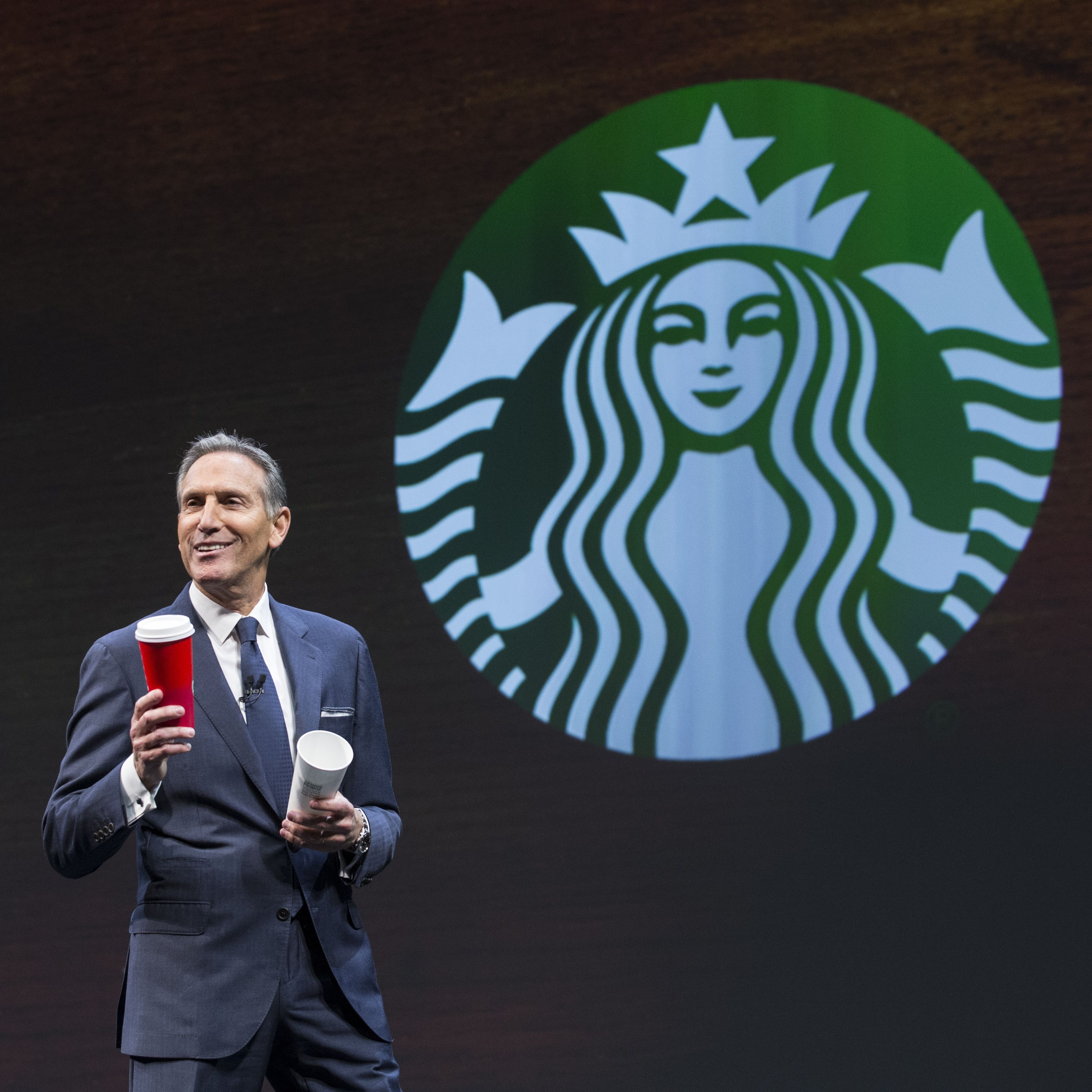 Story Of Starbucks Founder In