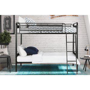 Kids Bunk Loft Beds Birch Lane Shared Teen Boy Bedrooms Bunk
