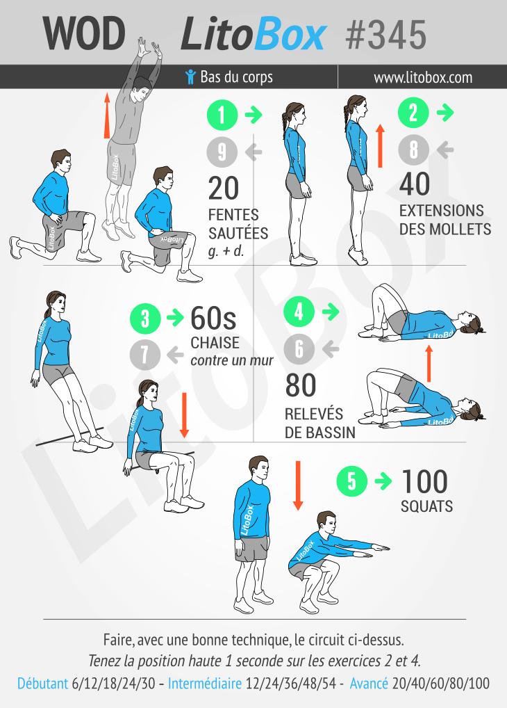 exercice a la maison pour perdre des cuisses