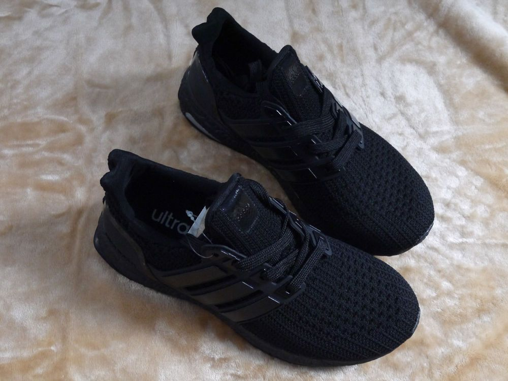 6e7ea3f59 New Size 10 Men s Adidas Athletic Shoes Ultra Boost Triple Black (4.0)  -BB6171  fashion  clothing  shoes  accessories  mensshoes  athleticshoes  (ebay link)