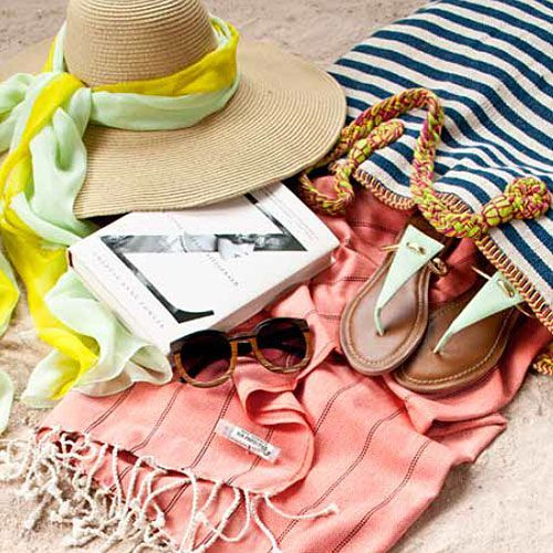 Beach Bag Style Essentials | Beach bag essentials, Beach and Summer