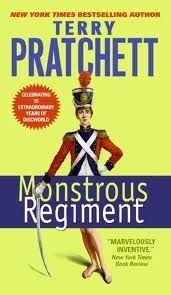 Monstrous Regiment - by Terry Pratchett