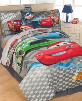 Disney Bedding Kids Disney Cars Full Comforter Set Reviews Macy S Comforter Sets Cars Bedroom Set Cars Room