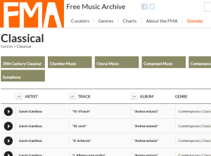 The 5 Best Places to Download Classical Music for Free: Free