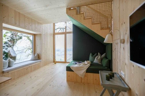 Baumhaus Architekturbüro architekturbüro gappmaier haus u neubau baumhaus baranja