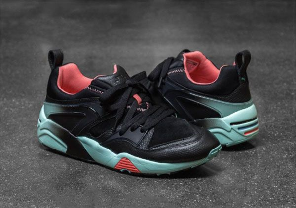The Pink Dolphin x Puma Wave of Glory