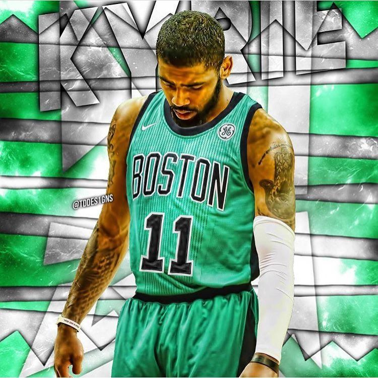 Kyrie Irving Wallpaper: REPORT: Kyrie Irving Will Remain A Celtic And IT A
