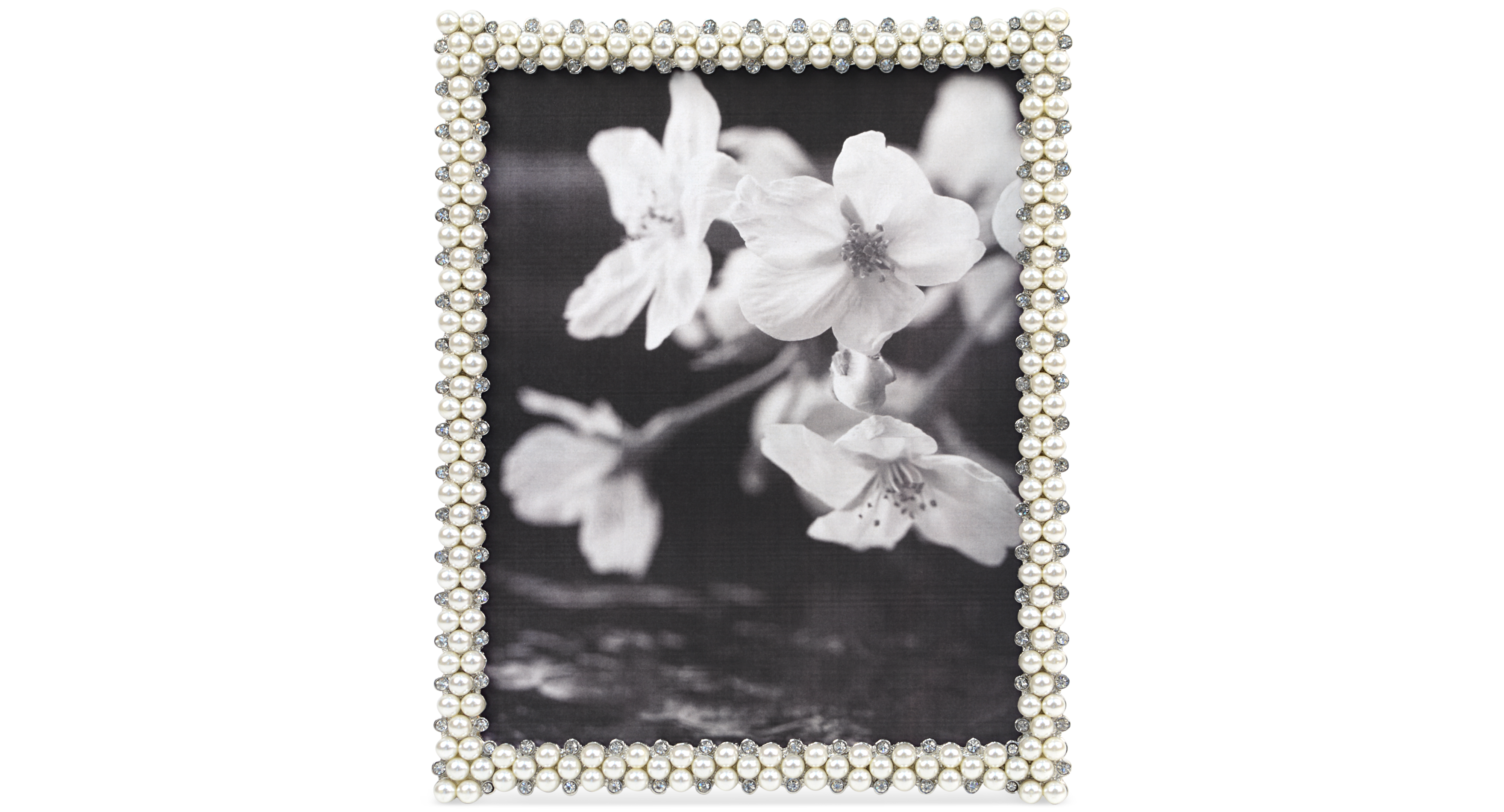 Concepts in time gathered pearls 8 x 10 frame products concepts in time gathered pearls 8 x 10 frame picture frames macys jeuxipadfo Choice Image