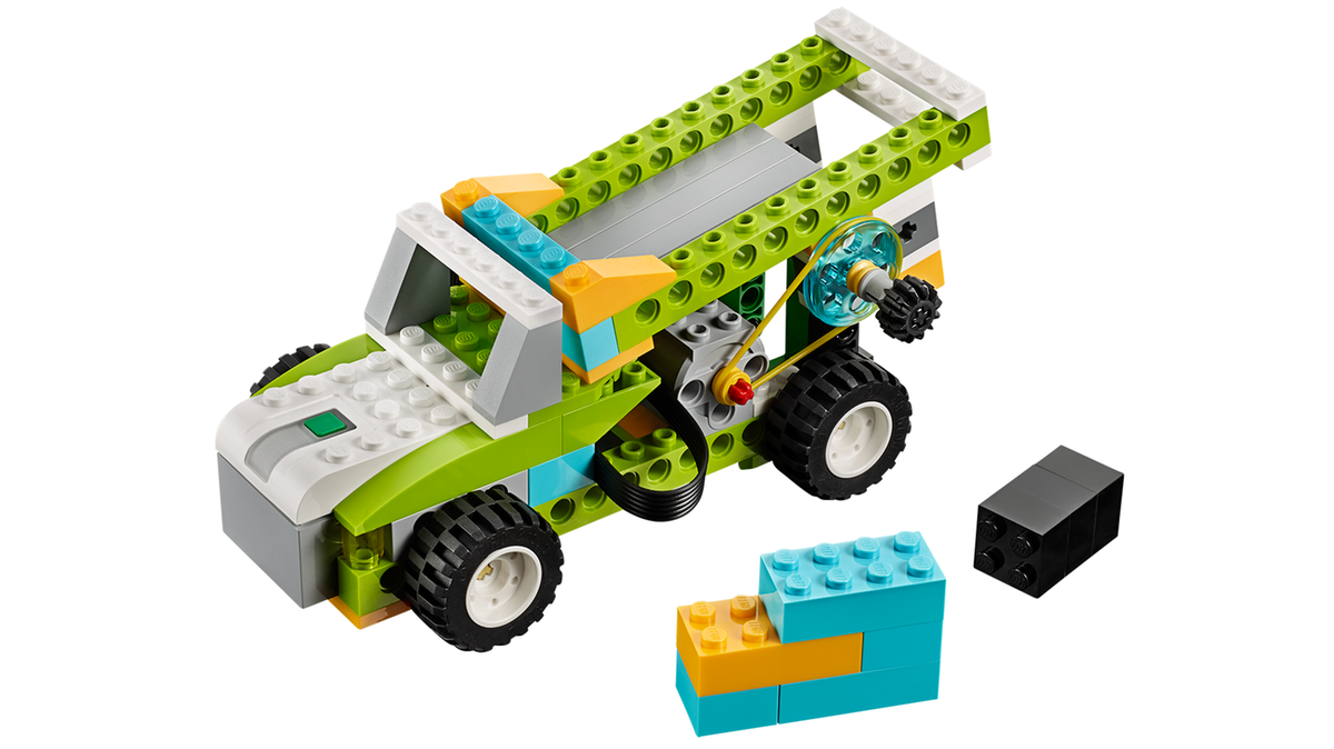 Sort To Recycle Wedo 20 Science Lesson Plans Lego Education