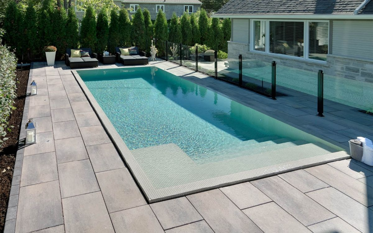 Techo Bloc Blu Grande smooth | The Great Outdoors | Pinterest ...