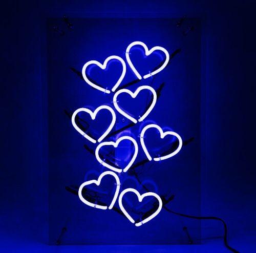 a e s t h e t i c b l u e colours blue pinterest neon neon lighting and wallpaper. Black Bedroom Furniture Sets. Home Design Ideas
