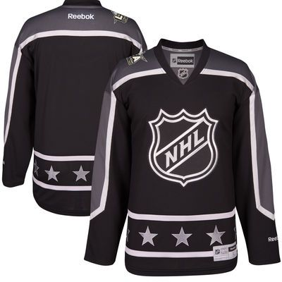 Pacific Division Reebok 2017 NHL All-Star Premier Blank Jersey - Black ad060a1ca
