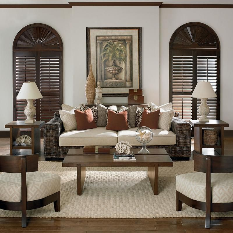 Just the window treatment. Adding an arch above my rectangle windows can echo the arch of the doorway off the foyer.