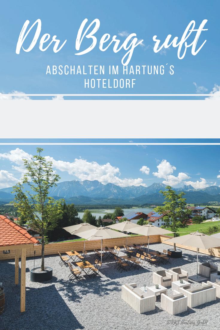 Advert Das Schloss Neuschwanstein Und Der Hopfensee Sind In Unmittelbarer Nahe Des Hotels Hartung S Hoteldorf Hinzu Einzigartige Hotels Hotel Alpenpanorama