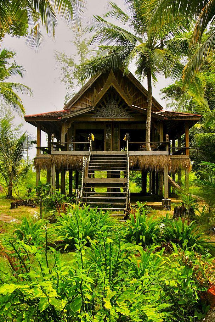 Golden Buddha Beach Resort In Western Thailand A Back To